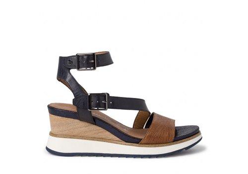 Tamaris S/S Tamaris 28021 Navy/Nut Sandals