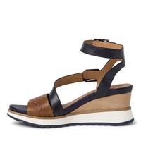 Tamaris 28021 Navy/Nut Sandals