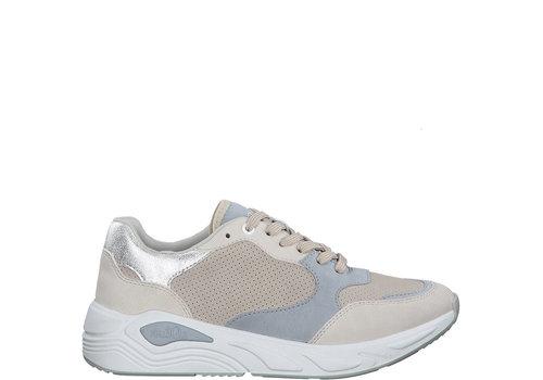S.Oliver S.Oliver 23639 Beige/Blue Sneaker