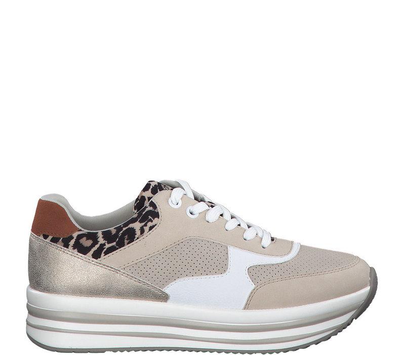 s.Oliver 23628 Beige Leopard