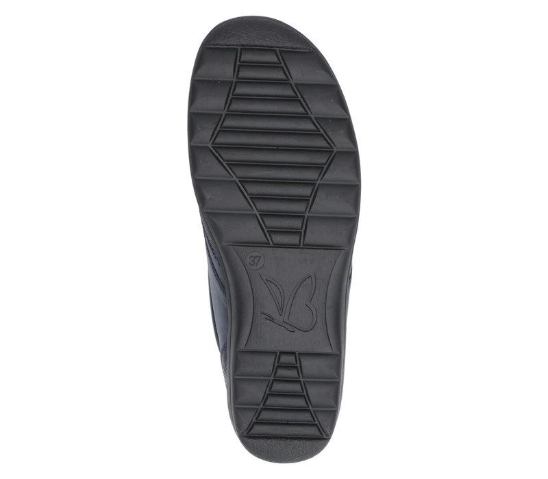 Caprice 24651 Navy Velcro Strap