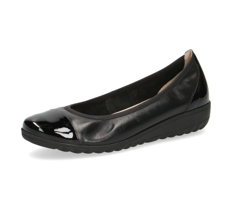 Caprice 22103 Black Leather