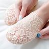Peach Accessories SDK024 Nude Lace shoe liner's