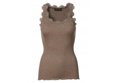 Rosemunde Rosemunde 5205 Silk & Lace Top