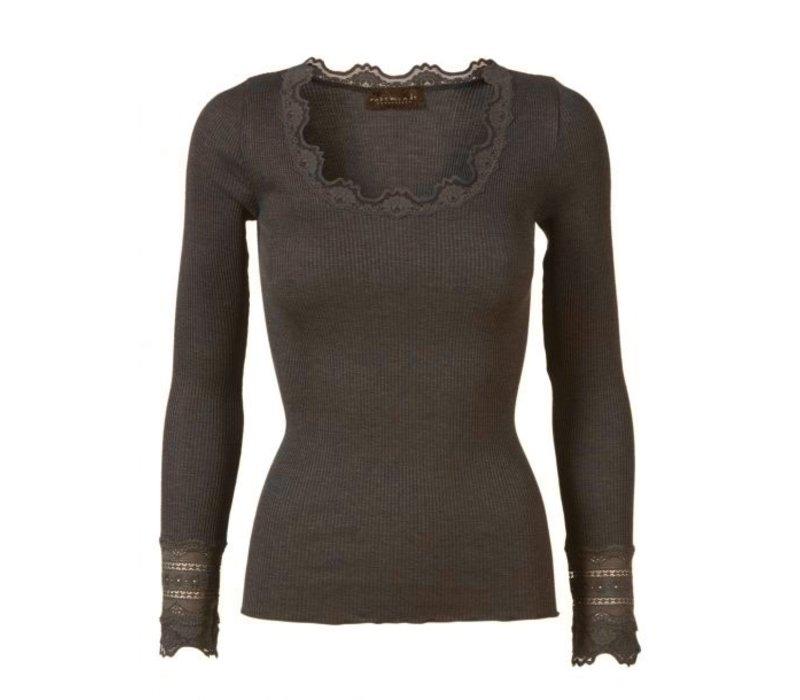 Rosemunde 5316 Silk & Lace Top