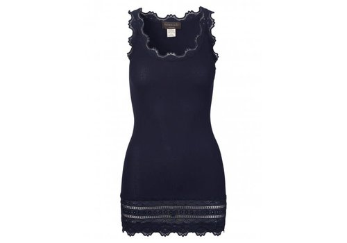 Rosemunde Rosemunde 5315 Silk & Lace Top