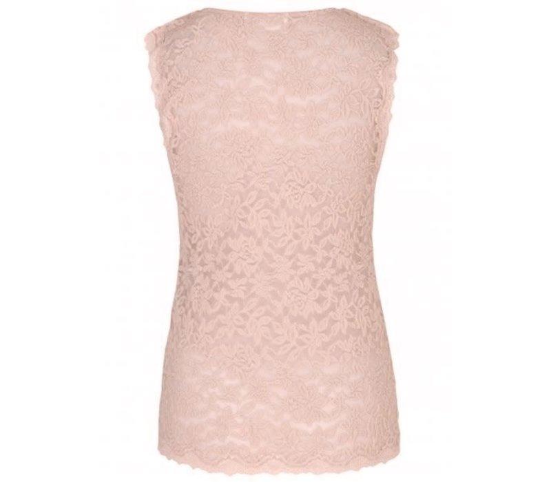 Rosemunde 4950 V neck Lace Top