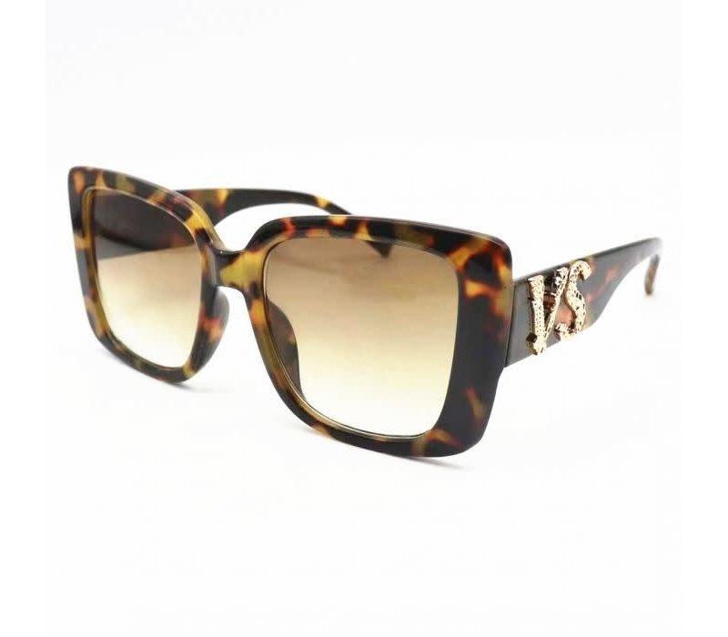 20941 Leopard VS Sunglasses