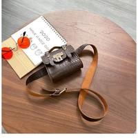 BEL028 Belt Bag in Brown