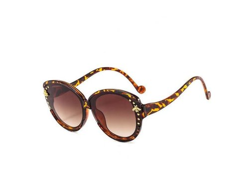 Peach Accessories 8059 Tortoiseshell Sunglasses