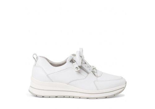 Tamaris S/S Tamaris 23740 White Leather Sneaker