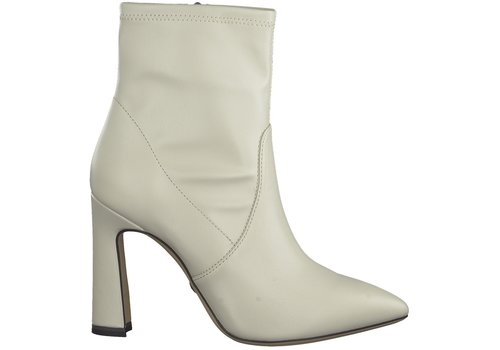 Tamaris A/W Tamaris 25131 Ivory Matt Ankle Boot