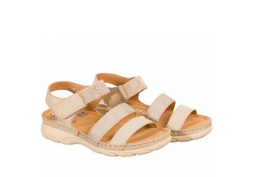 REDZ REDZ 9E6137-B5 Beige Sandal
