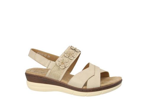 REDZ REDZ 9E6030-B5 Beige Sandals