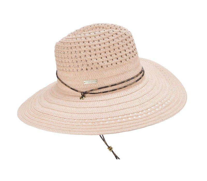 Seeberger 054784-39 Fedora Sun Hat