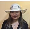 Seeberger Seeberger 54851-93 Linen Floppy Sun Hat