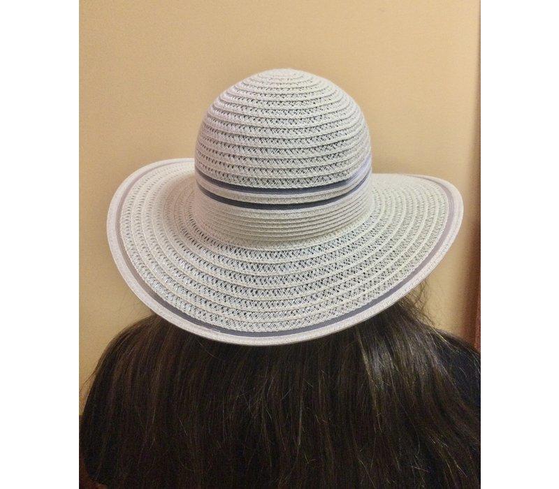 Seeberger 54851-93 Linen Floppy Sun Hat
