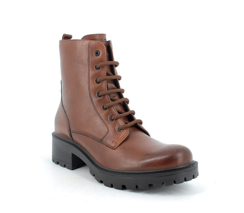 IGI&CO 8166944 Tan Leather A/Boot