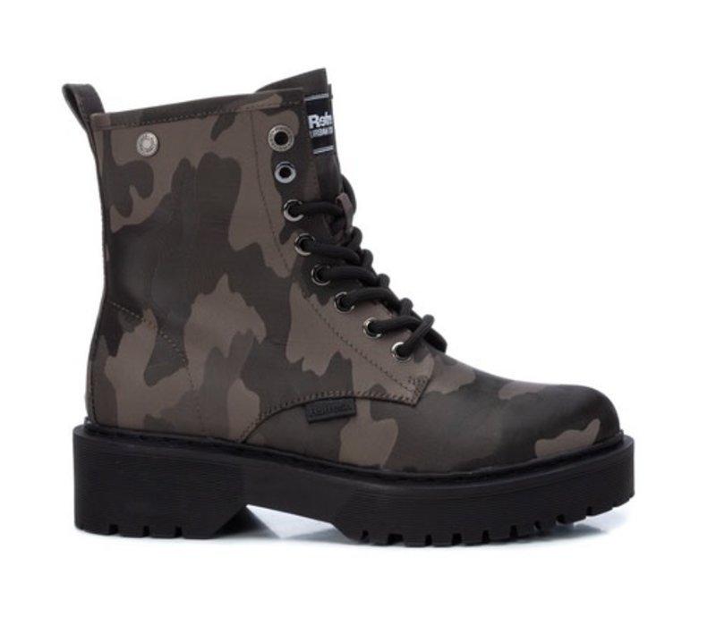 Refresh 76939  Khaki Combat Boots