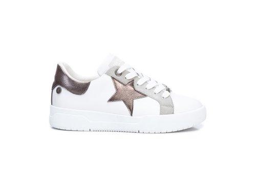 REFRESH A/W Refresh 78991 White STAR sneaker