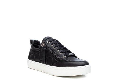 Carmela Carmela 68060 Black Quilted Leather