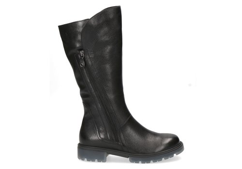 Caprice Boots Caprice 25460 Black Leather 3/4 Boot