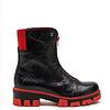 Jose Saenz Jose Saenz 3009 Black/Red Zip Tracker