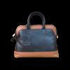 Rowallan Rowallan 1777/17 Black/Tan Twin Handle Bag