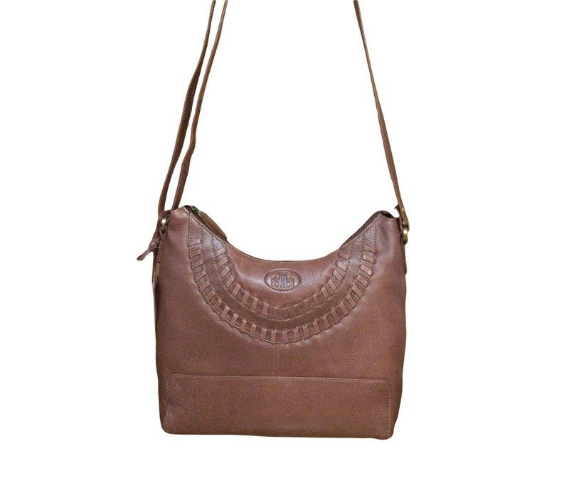 Rowallan 2107/208 Mid Brown Handbag
