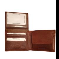 Rowallan 9806/14 Tan Leather Wallet