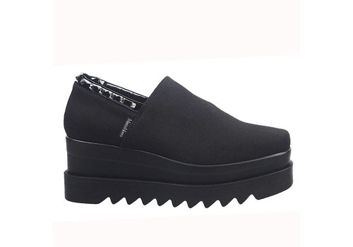 MarcoMoreo A621 Black slip-on  Shoe
