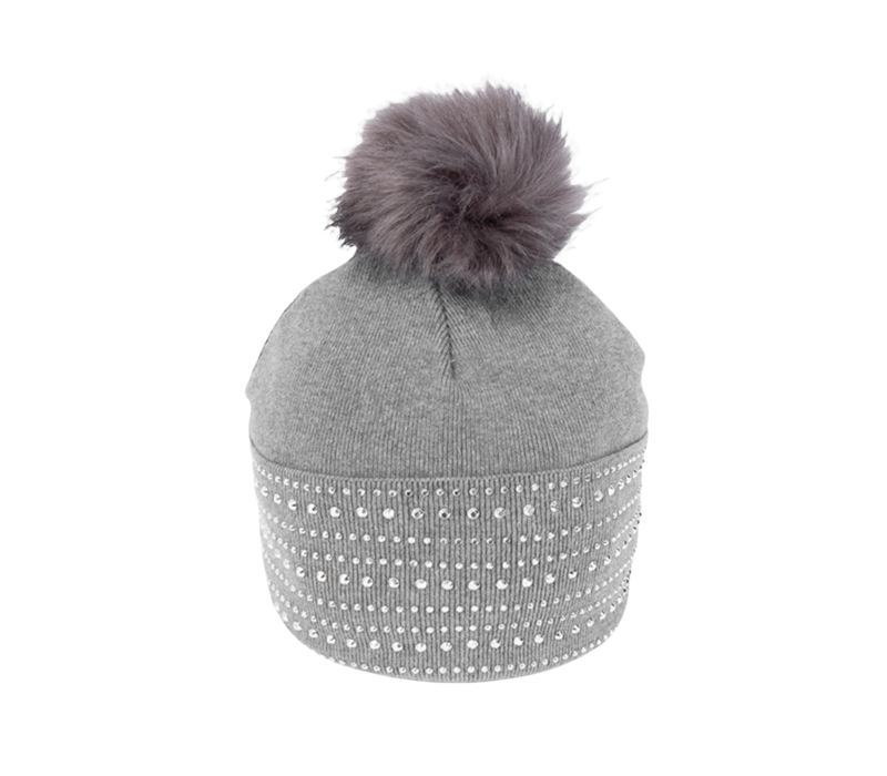 Pia Rossini ADALYN Hat in Silver Grey