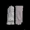 Pia Rossini Pia Rossini RADIANCE Silver Glitter Gloves