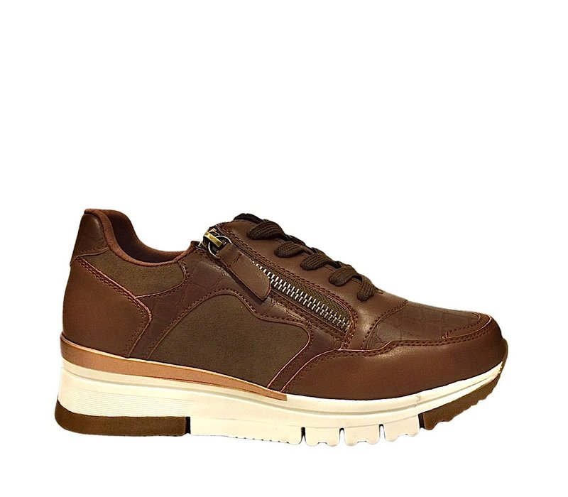 D.T. New York B431000 Brown Sneaker