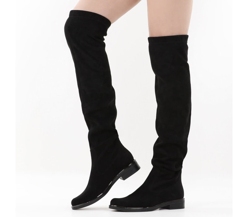 Caprice 25510 over the knee Suede Boots