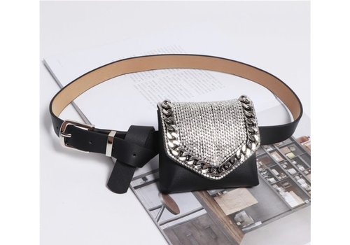 Peach Accessories BEL029 Convertible Belt Bag