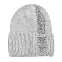 SDN95 Hat & Snood Set in Grey