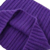 SDN82 Hat & Snood Set in Purple