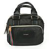 BINNARI BAGS BINNARI 19001 Black Glossy Vinyl Bag