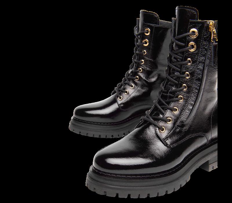 NeroGiardini I117712D Black Pat Boot