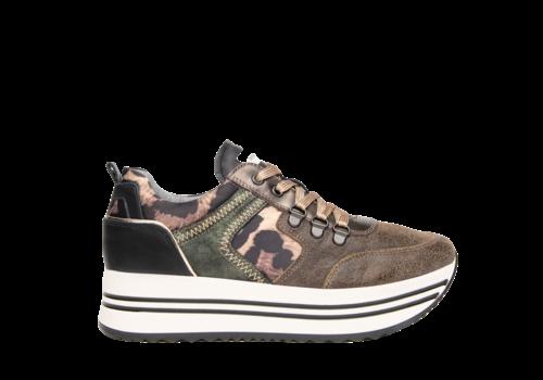 NeroGiardini NeroGiardini I013291D Army Sneakers