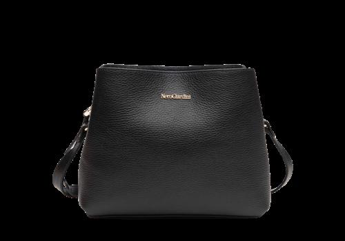 NeroGiardini NeroGiardini I141031D Black Leather Bag