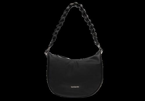NeroGiardini NeroGiardini I141033D Black Leather Bag