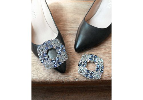 Froufrouz Froufrouz LEONE Clip on Shoe Broochs