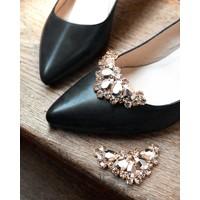 Froufrouz ALMA Clip on Shoe Broochs
