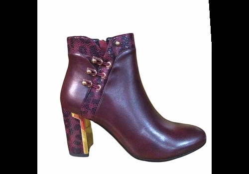 REDZ REDZ X3839 Dressy block heel Boots