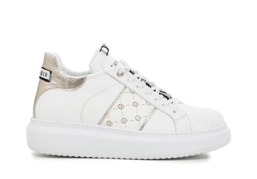 CafèNoir CafèNoir WO29 White Mix Sneaker
