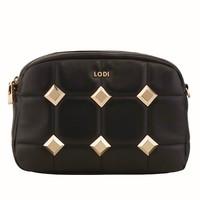 LODI L1207 VACUNO Black Bag