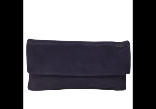 Le Babe Le Babe Luce Blue Flapover Bag