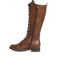 Tamaris 25510 Cognac Lace up Boot